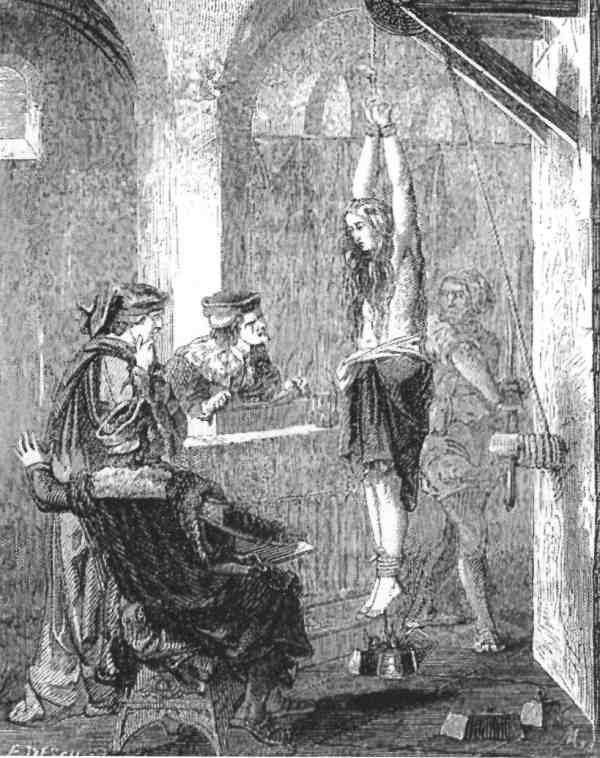 Инквизиция пытки женщин 28 фотография