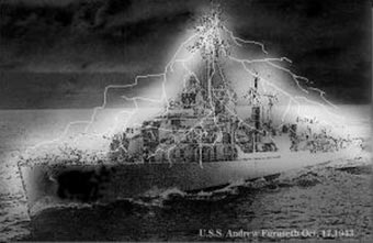 Что случилось с эсминцем «Элдридж»?