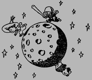 Незнайка на Луне (с иллюстрациями)