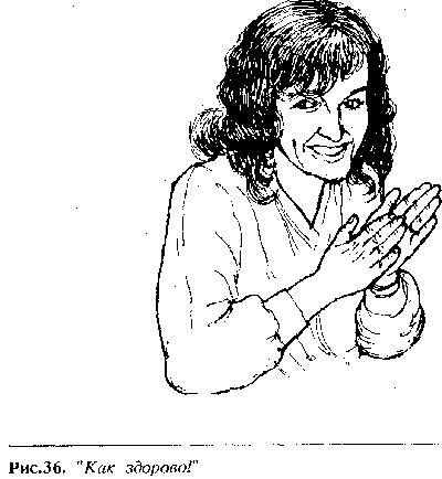 Язык телодвижений. Как читать мысли окружающих по их жестам
