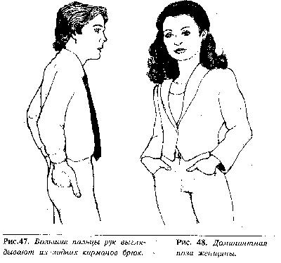 Сексуальная вызывающая поза язык жестов