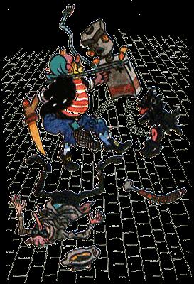 Приключения Карандаша и Самоделкина (с иллюстрациями)