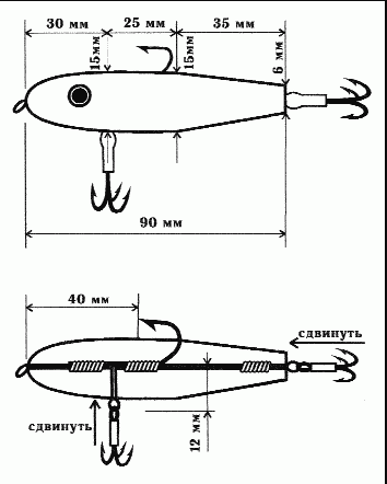 размер спиннинга для ловли с лодки