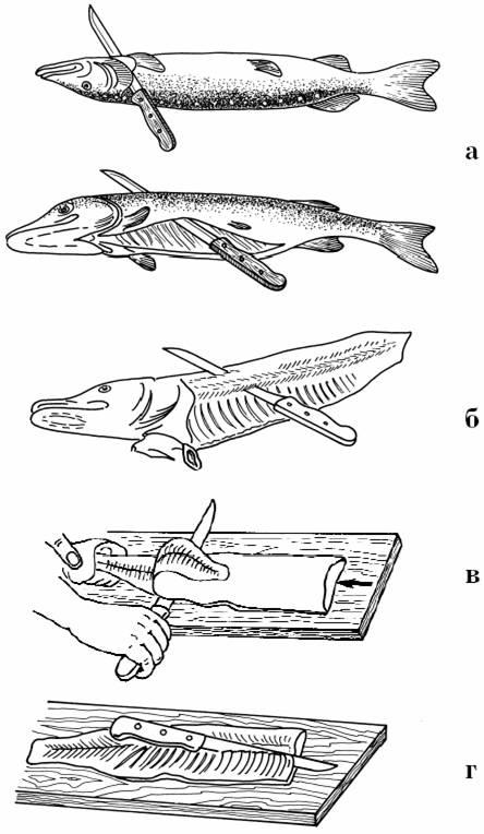 копчение и вяление рыбы