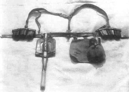 1911 г., сапёрная лопатка в