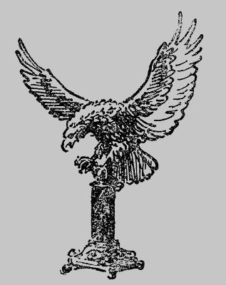 Бронзовая птица