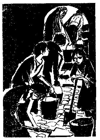 Деревянные четки
