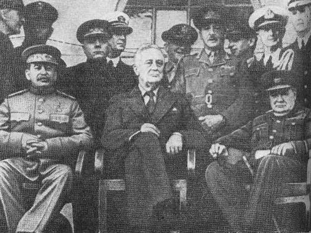 Страницы дипломатической истории