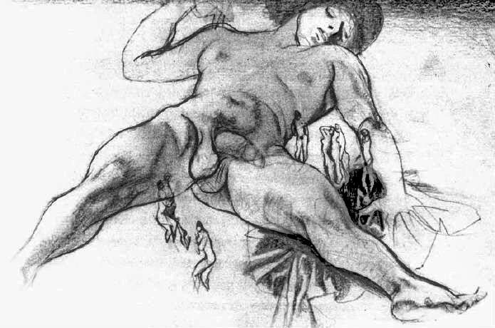 Эротические приключения гулливера смотреть