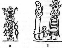 пирамида с египетским знаком