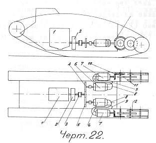 Танки и механическая тяга в артиллерии
