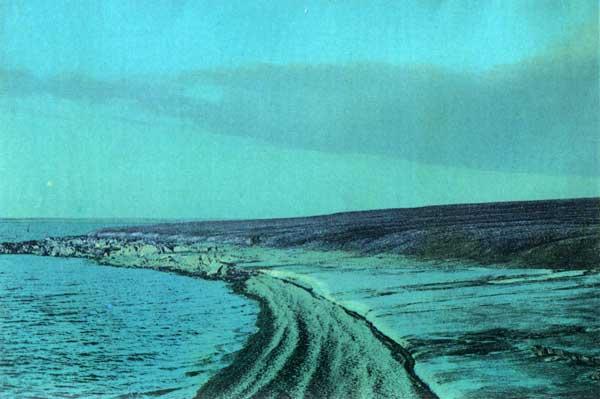 Три загадки Арктики
