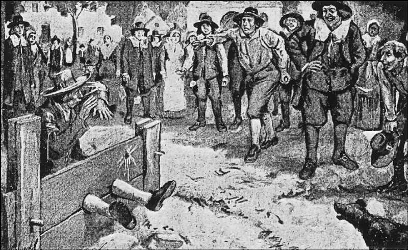 издевательство над рабом истории