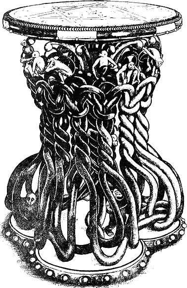 Техническая карта вязания спицами