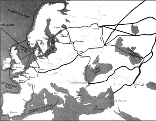 Путь аргонавтов схема