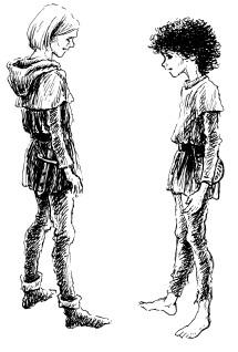 Рони, дочь разбойника