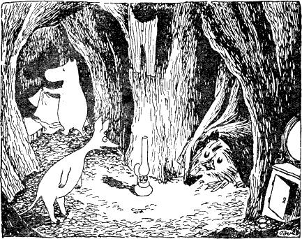 Книга: Муми-тролль и комета Ондатр Муми Тролль