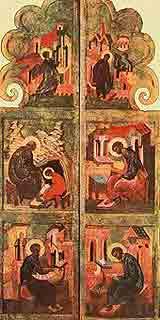 Богословие иконы