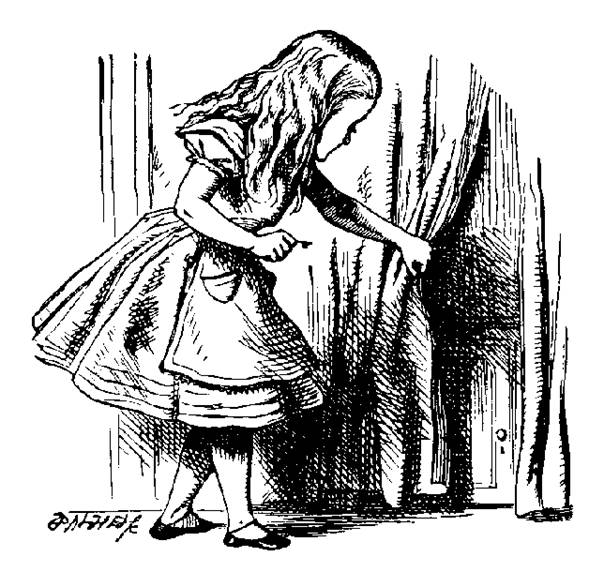 Lewis Carroll Alices Adventures in Wonderland illustrated ...