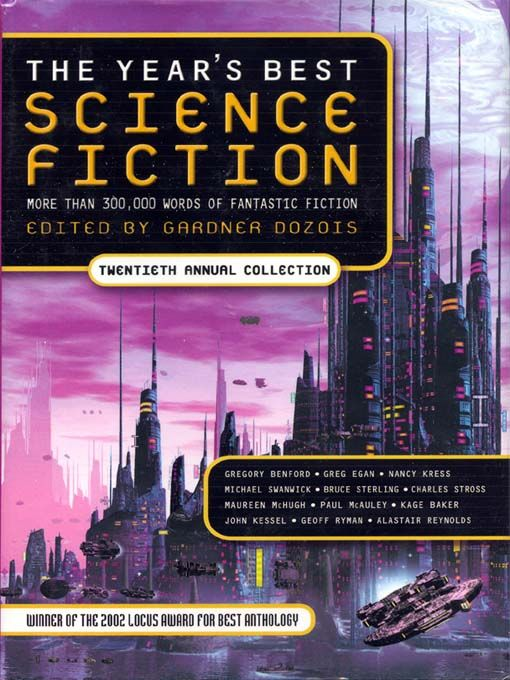 the years best science fiction vol 20 fandeluxe Image collections