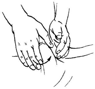 массаж при заболеваниях суставов реферат