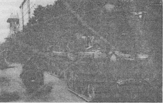 Танки pz 38 t 8 й танковой дивизии на
