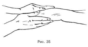 виды поглаживания классического массажа