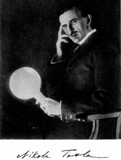 Никола Тесла Книга