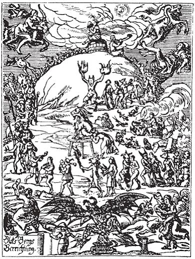 ГЛАВА IV Шабаш ведьм - История колдовства