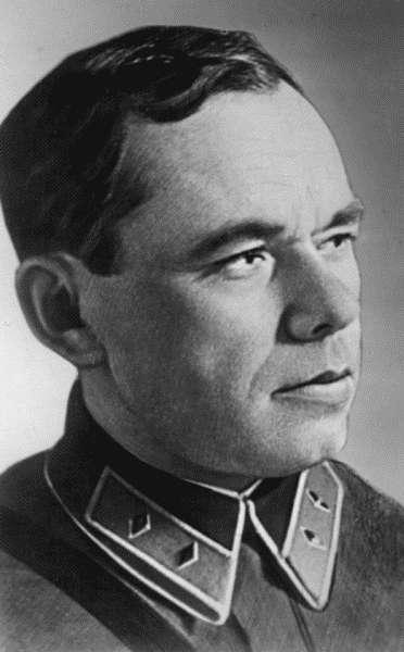 Майор авиации и и копец генерал майор