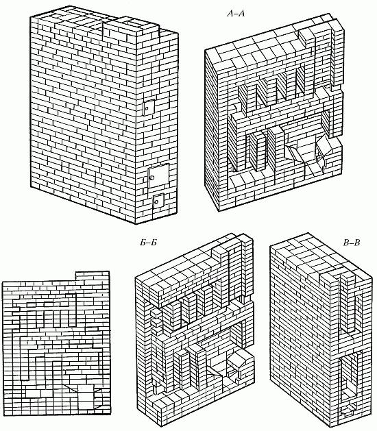 Книга: Строим печи и камины