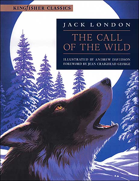 the journey of buck in the novel the call of the wild by jack london Read common sense media's the call of the wild review buck's final owner is rough but more decent and compassionate than jack london genre: animals book.