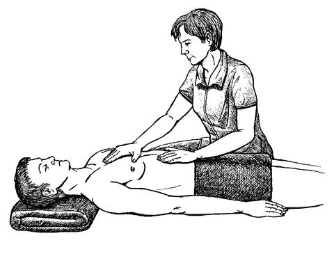 Массаж при заболеваниях органов