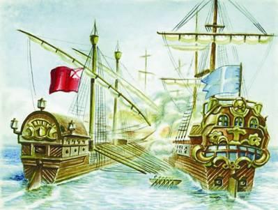 Книга: Морские сражения