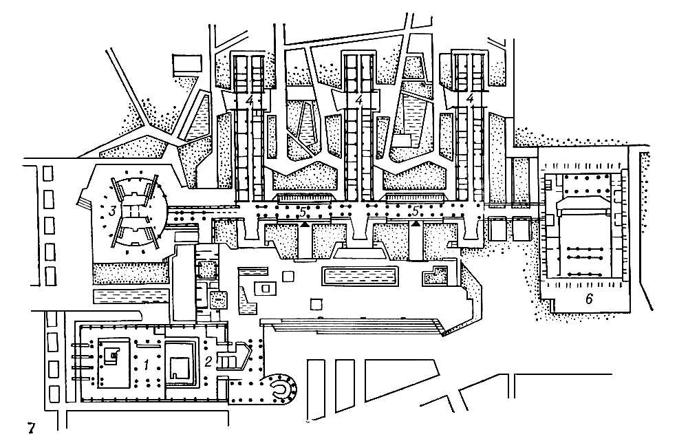 План 1-го этажа (1