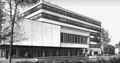 """""""Это новая кожа"""", - Театр на Подоле презентовал фасад отреконструированного здания - Цензор.НЕТ 8389"""
