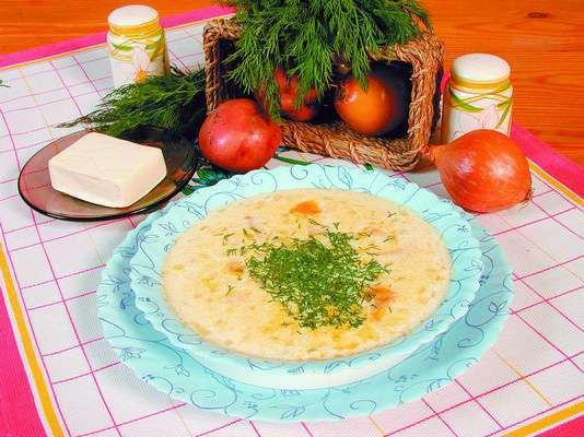 суп на праздничный стол рецепты с фото