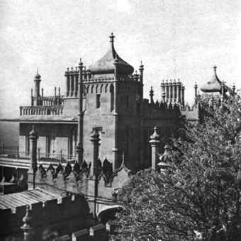 Бахчисарай и дворцы Крыма