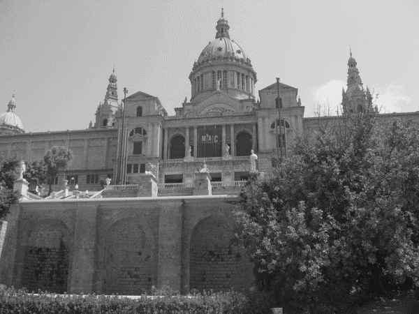Барселона и Монсеррат