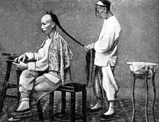 Китайська коса