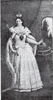 От Великой княгини до Императрицы. Женщины царствующего дома