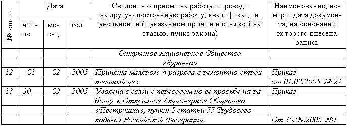 с переводом об:
