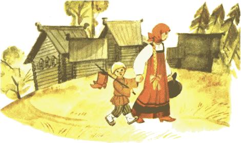 картинки братец иванушка и сестрица аленушка