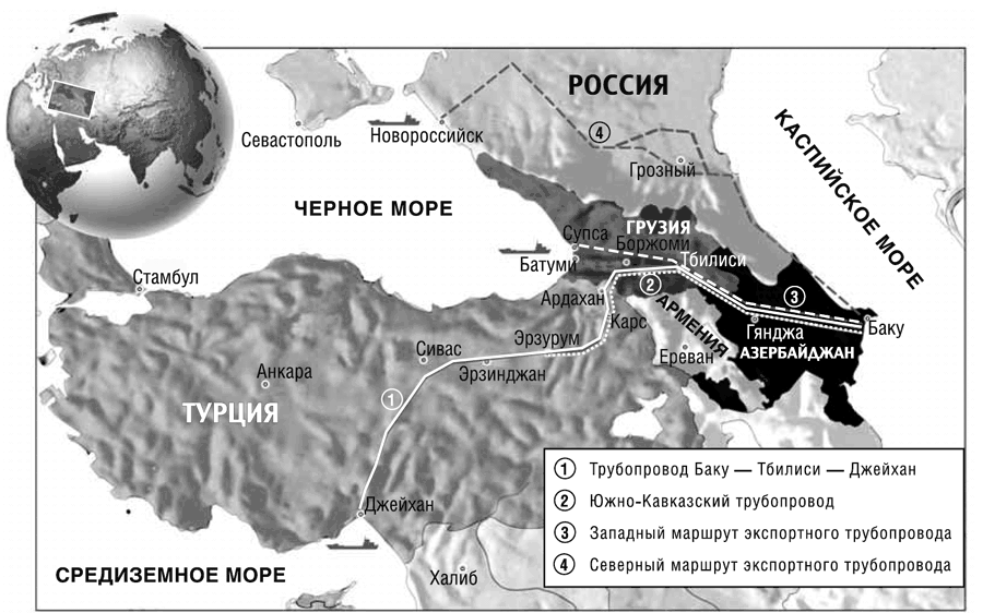 4 Акционеры Каспийского