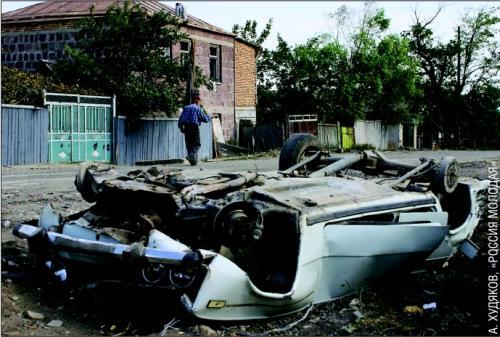 День катастрофы-888. Остановленный геноцид в Южной Осетии