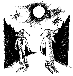 Сказки темного леса
