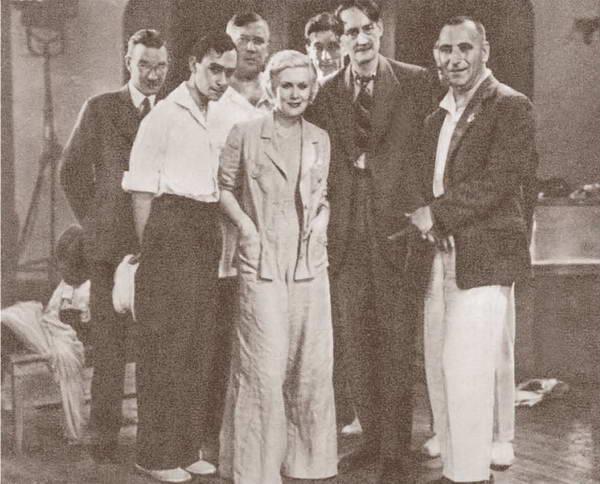 Любовь Орлова: В 1935 году Орлова и Александров впервые оказались у