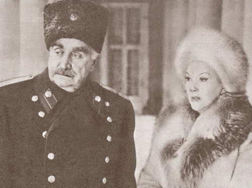 Любовь Орлова: Последние кинороли Орловой трудно назвать удачными