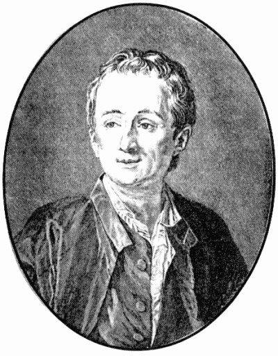 Дени Дидро (1717-1784). Его жизнь и литературная деятельность