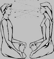 Медитация с партнёром